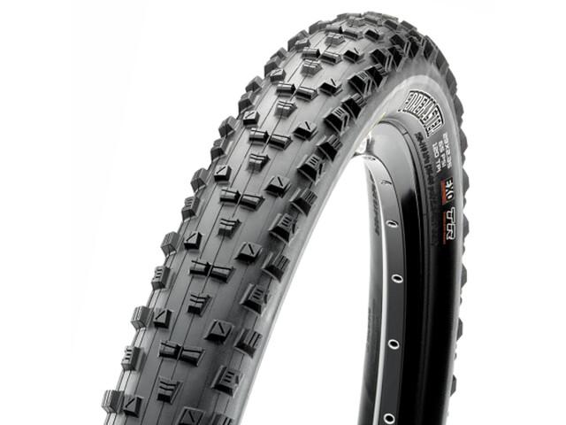 "Maxxis Forekaster Folding Tyre 29x2.60"" EXO+ TR 3C MaxxSpeed black"